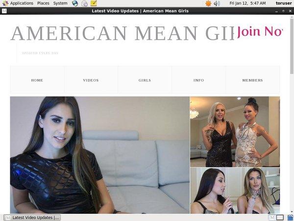 Accounts Free American Mean Girls