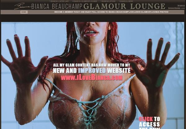 Bianca Beauchamp Login Codes