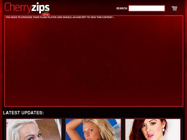 Cherry Zips Register