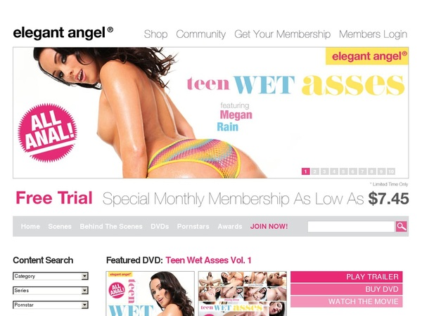 Free Elegantangel.com Password Account