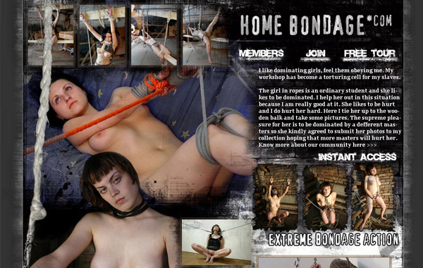Free Home Bondage Account And Password