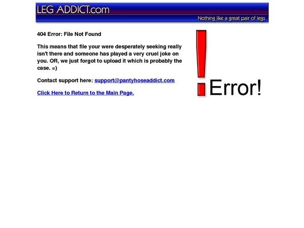 Free Legaddict.com Login Account