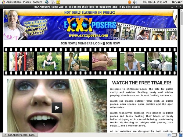 Free Pass EXXXposers