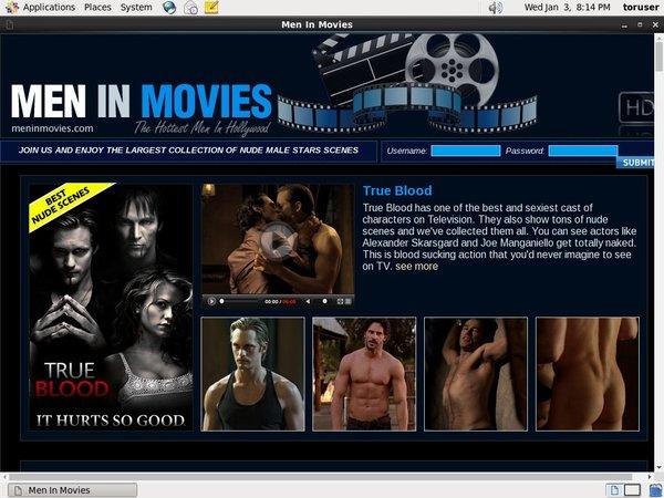Men In Movies Working Passwords