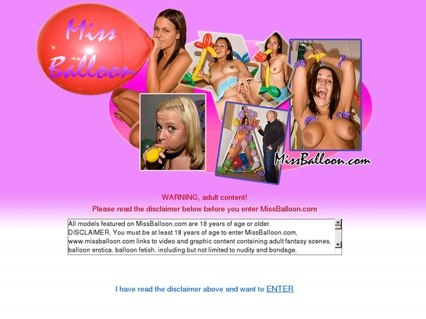 Missballoon.com Full Discount