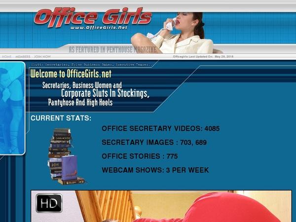 Office Girls Trial