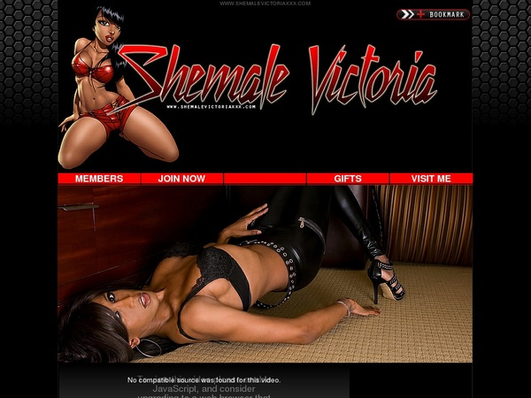 Shemale Victoria Special Offer