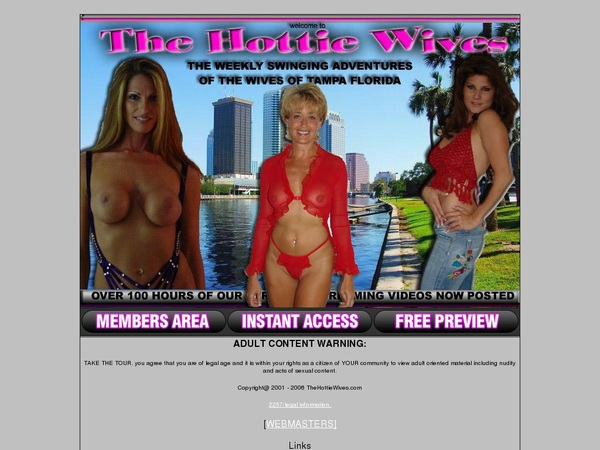 The Hottie Wives Pass Free