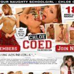 Chloe Coed Sofort-Zugang