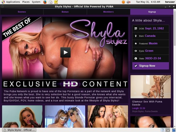 Free Shyla Stylez Porn 15