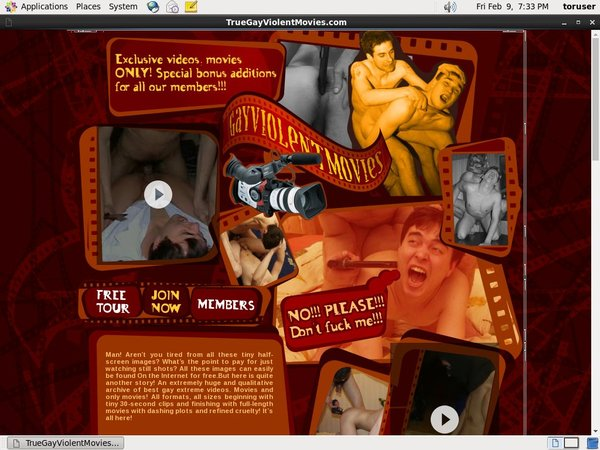Free Access To True Gay Violent Movies
