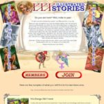 Illustrated XXX Stories Register