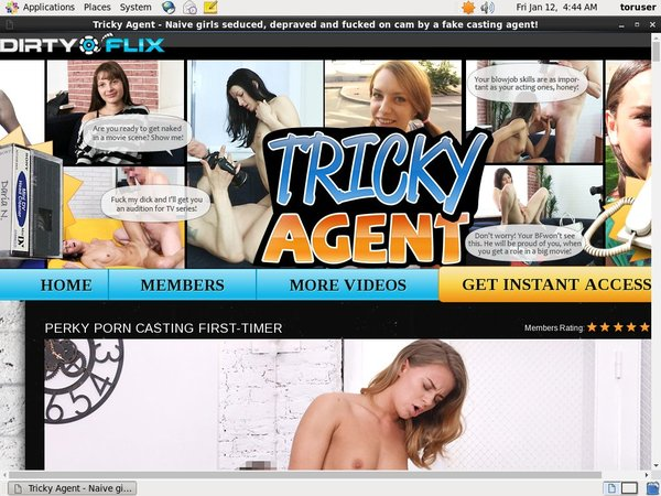 Tricky Agent Free Sign Up