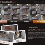 Czech Massage Passwort