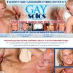 Free Account Of Gaysolos.com