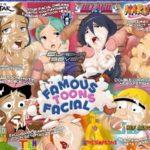 Login Famous Toons Facial Free