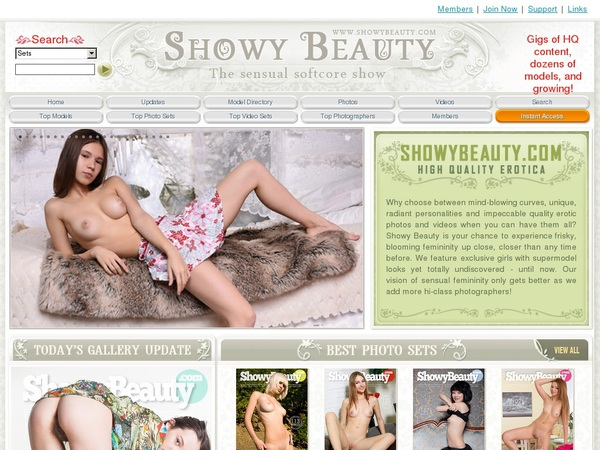 Showy Beauty Epoch