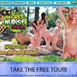 Secretnudistgirls.com Sconto