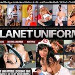 Planet Uniform Iphone