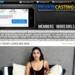 Private Casting X User And Password
