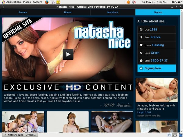 Natashanice.com Hacked Accounts
