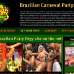 Brazil Party Orgy Jpost