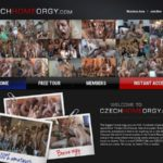 Czechhomeorgy.com Porn Video