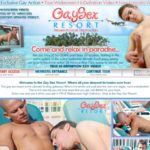 Gaysexresort Passwords For Free