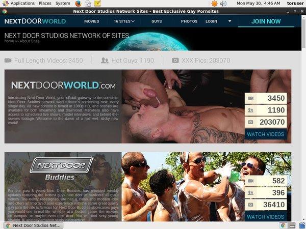 Get Free Nextdoorbuddies.com Account