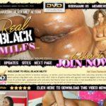 Real Black MILFs Nude