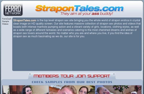 Free Strapontales Premium Account