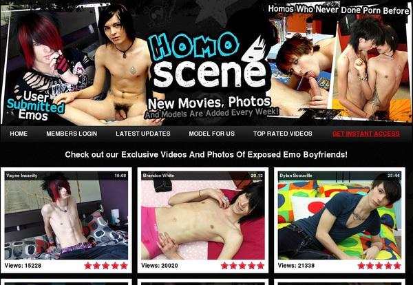 Homoscene Ccbill.com