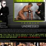 Totallyundressed.com With Credit Card
