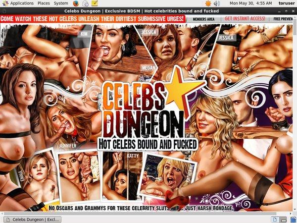 Celebs Dungeon Rabatt