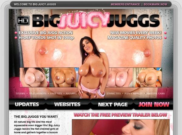 New Bigjuicyjuggs Account