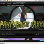 Panty Hose Creep Join Form