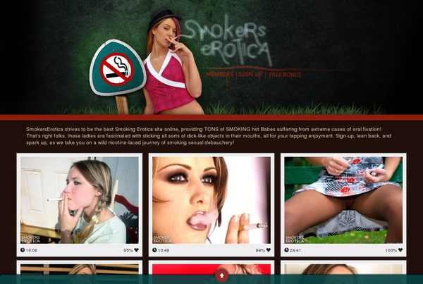 Smokers Erotica Xxx Passwords