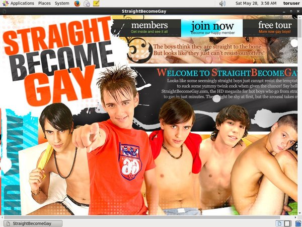 Straight Become Gay Stolen Password