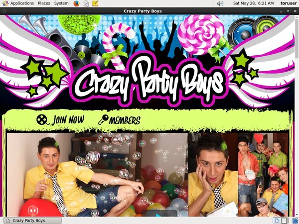 Crazy Party Boys Full Discount