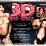 3D Bad Girls Mail Order