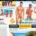 B-Boyz Become A Member