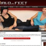 WORLD OF FEET Get An Account
