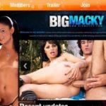 Big Macky Signup Page