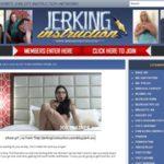 Jerking Instruction Password Account