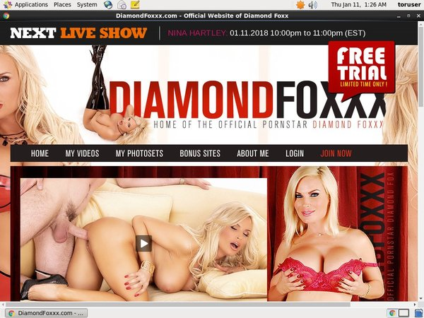 Diamond Foxxx Sex