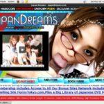Japan Dreams Paswords