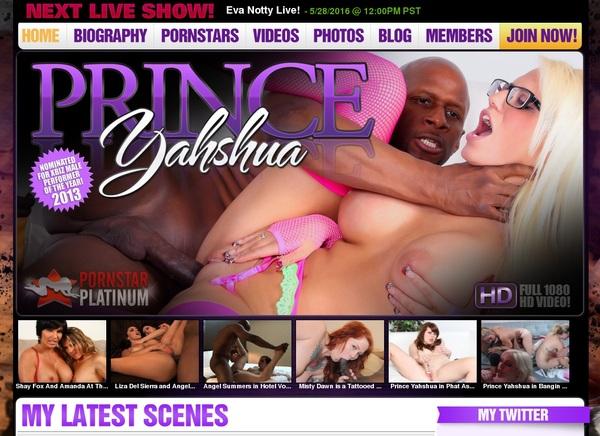 Premium Princeyahshua.com
