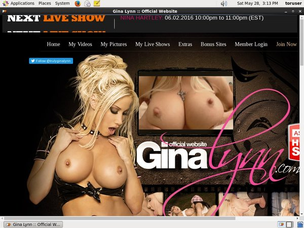 Ginalynn.com With SOFORT