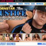 Pornstar Justice Latest