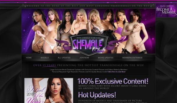 Shemaleclub Porn Video